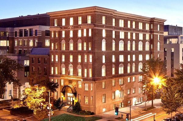 Учредительная Церковь Саентологии в Вашингтоне